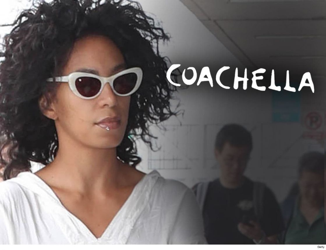 Coachella will not be seeking Solange Knowles.