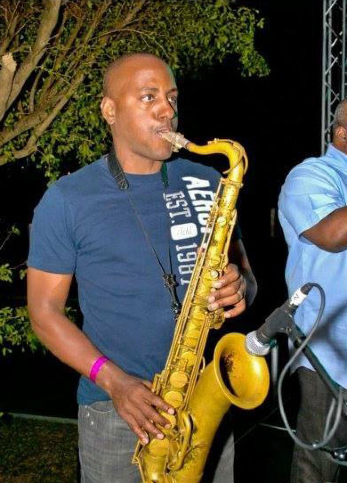 Soca Sax by Oral Rodriquez on super producer Stadic beat!