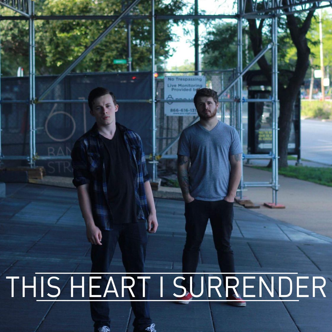 New Music by This Heart I Surrender - Can't Go Back