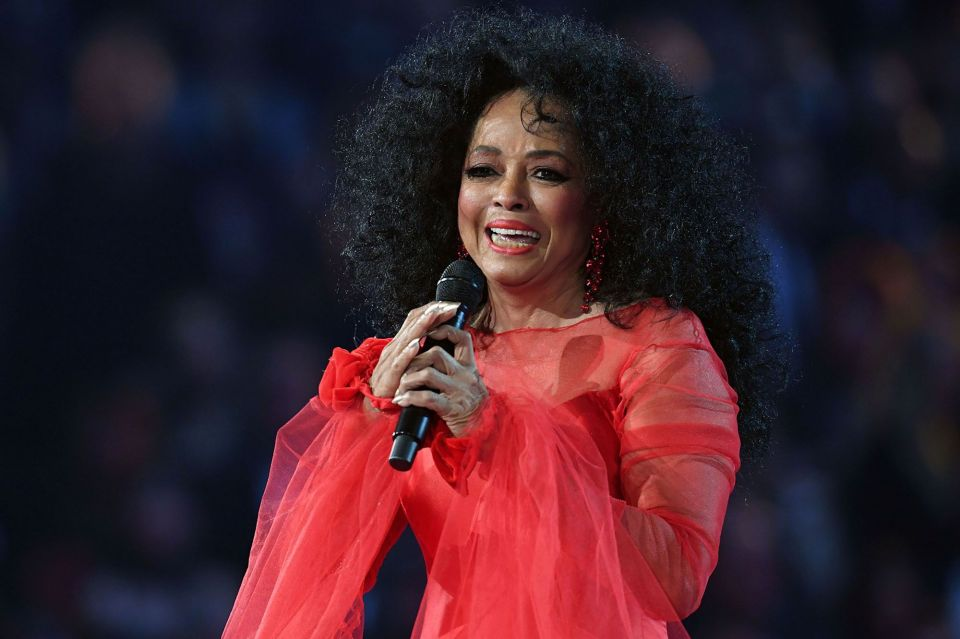 Icon Diana Ross said she felt violated by TSA at New Orleans airport