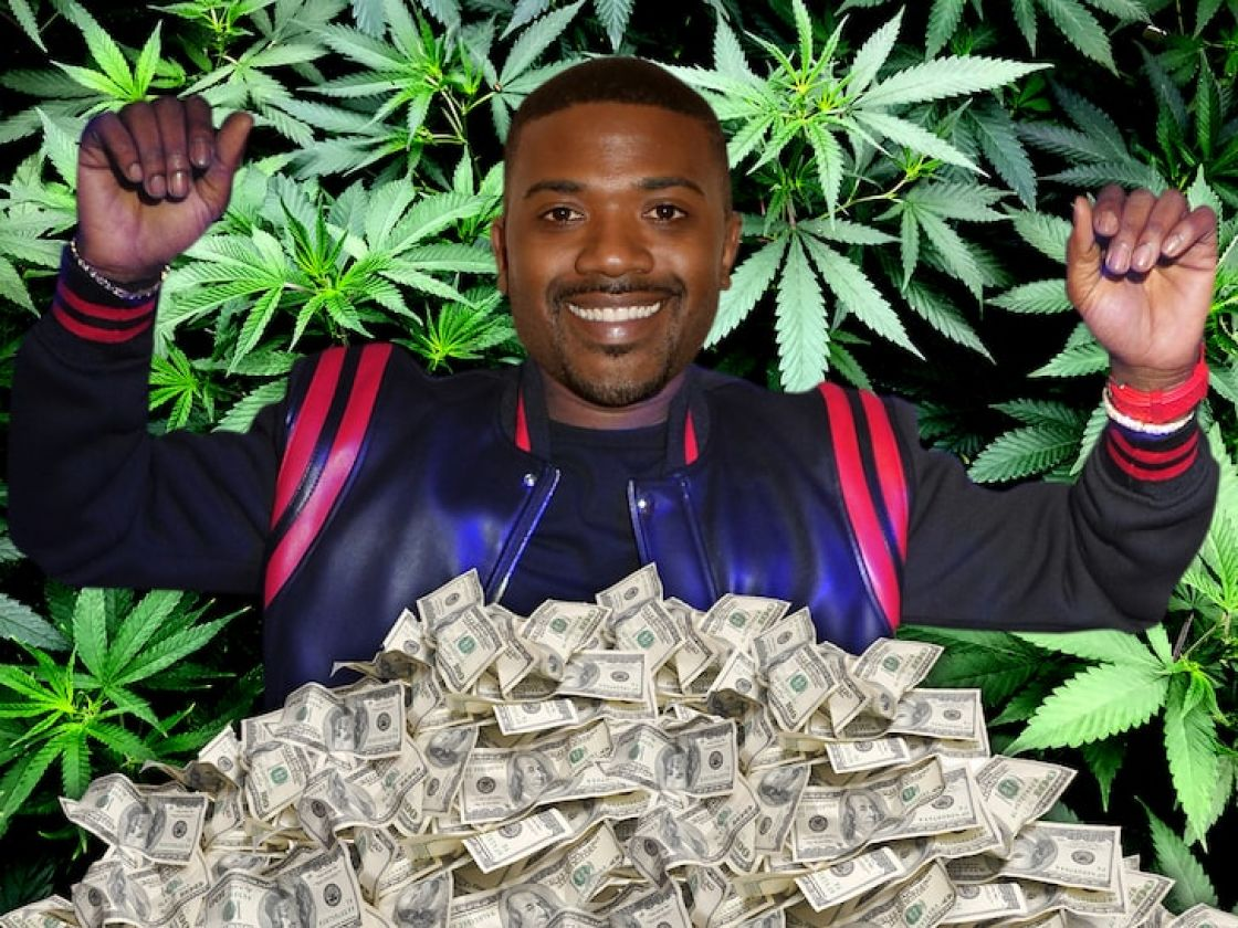 Ray J lawful cannabis new business