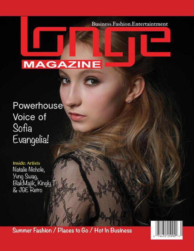 Sofia Evangelina Cover