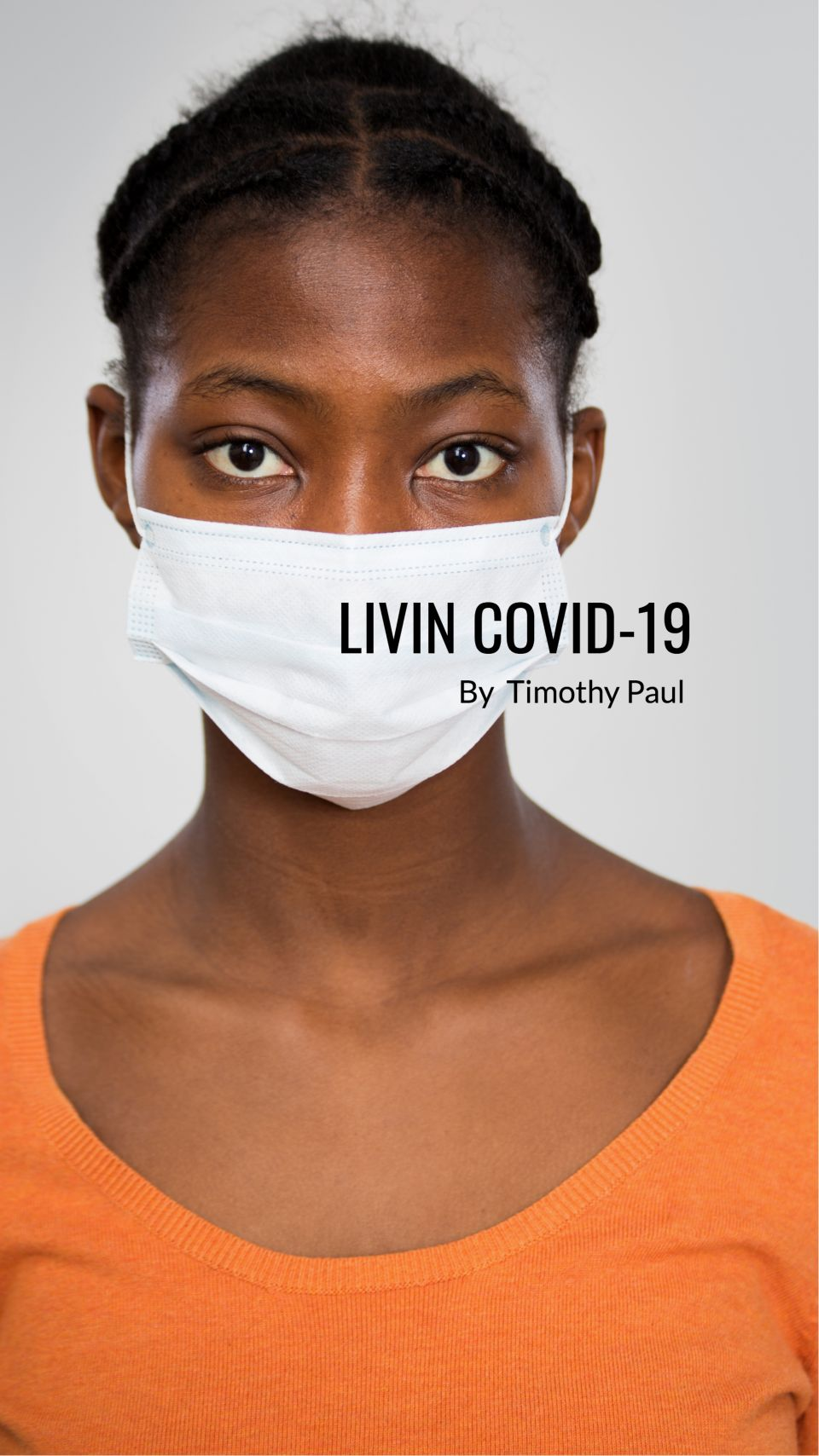 Timothy Pauls' new song LIVIN COVID-19