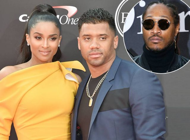 Rapper Future is giving up his parental rights to Singer Ciara & Football Star Russell Wilson.