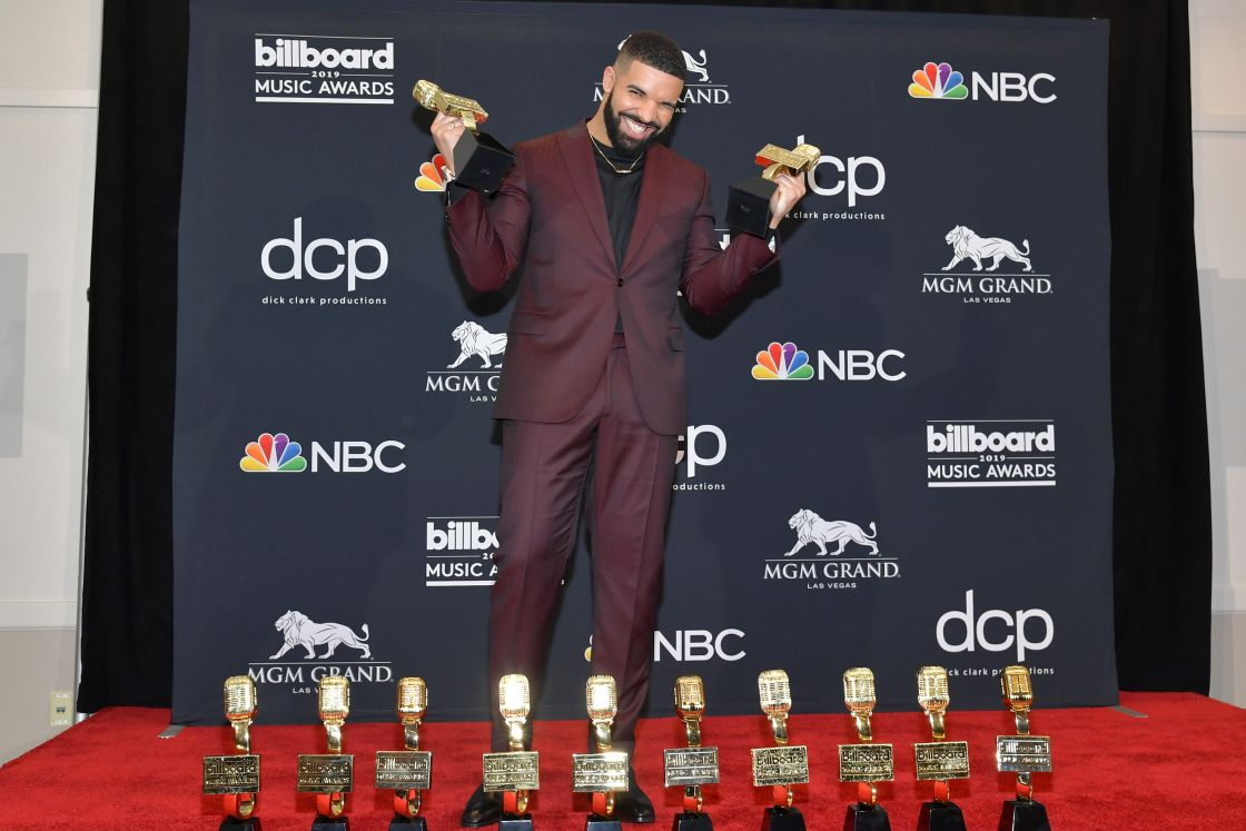 Congratulation to Drake on a Winning Night at the Billboard Awards!
