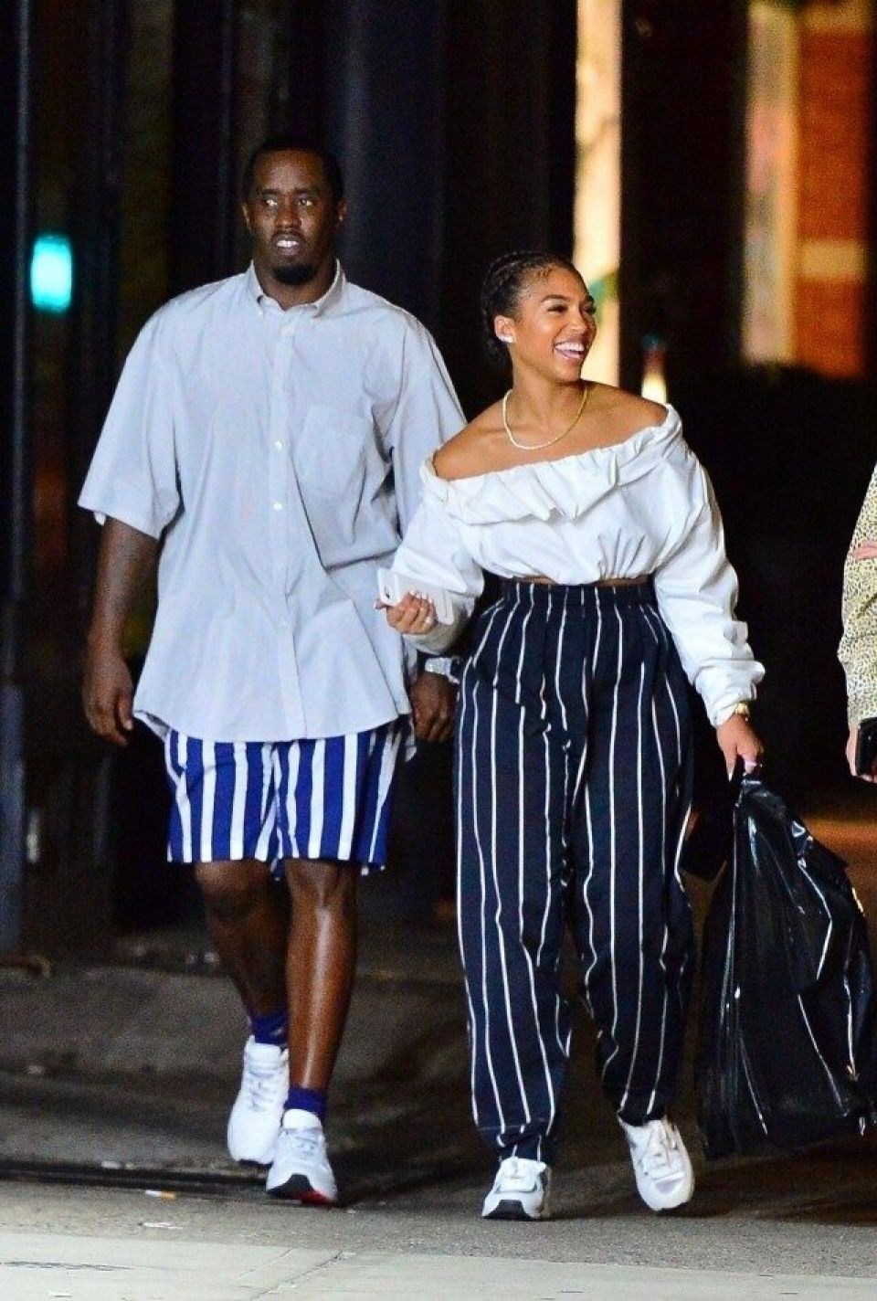 Diddy and Steve Harvey's Daughter Lori Fuel Dating Rumors