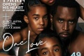 """Sean """"puff"""" Combs grace the cover of Essence magazine with his daughter"""