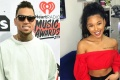 Chris Brown might be a father yet again sooner or later quick.