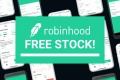 Get Free Stock from Robinhood