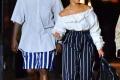 Diddy and Steve Harvey's Daughter Lori Fuel Dating Rumors